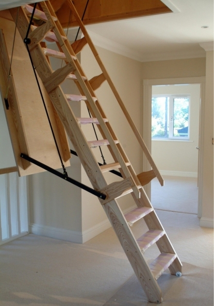 Attic Pulldown Stairs Loft Ladders Loft And Electric Image 89