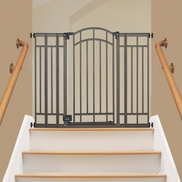 Baby Proof Stairs Interior Pet Gates For Stairs Photos 69