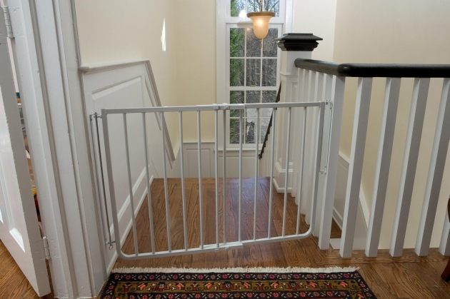 Cardinal Pet Gates For Stairs Special Safety Gate White Image 33