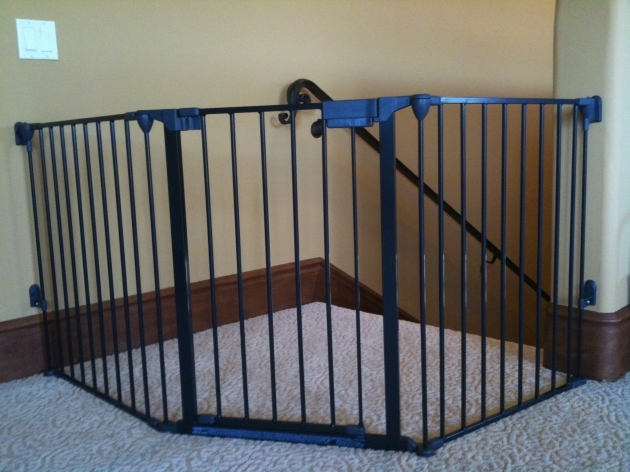 Custom Large And Wide Child Safety Gates For Stairs Picture 13