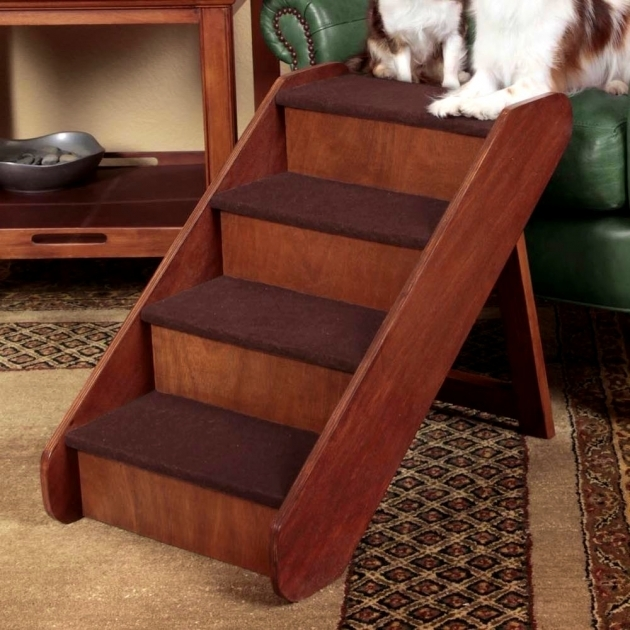 Dog Stairs For Bed Steps Image 02