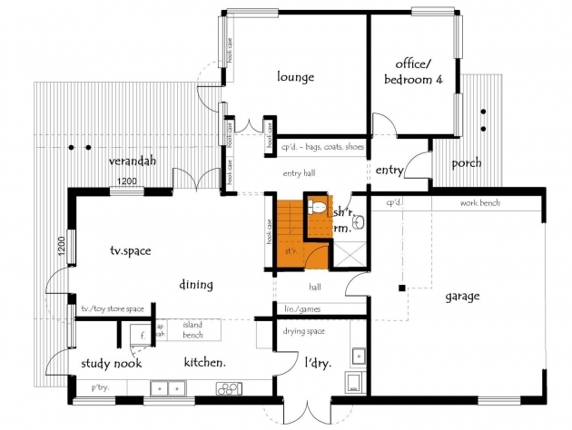 Efficient Use Of Space Stairs Large Stair Design Calculation Photo 59