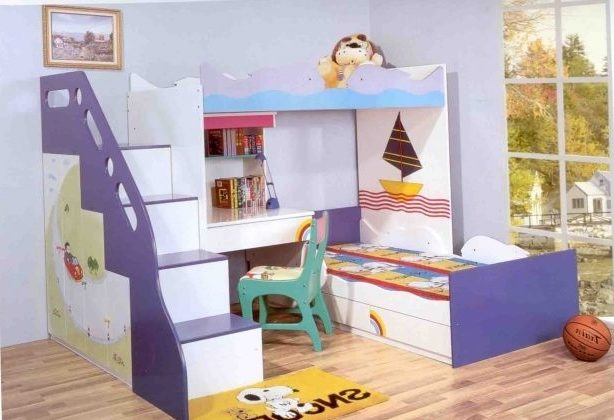 FunkyToddler Bunk Beds With Stairs Zyinga Bedroom House For Rent Paint Colors Master Plans Pictures 14