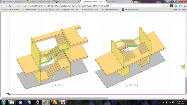 How Calculate Stringer Layout Structural Stairs Deck Stair Calculator Photo 59