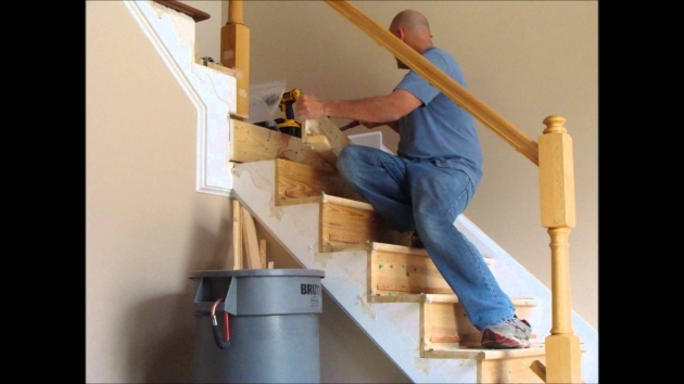 How To Replace Stair Spindles And Rail Renovation Spring Picture 20