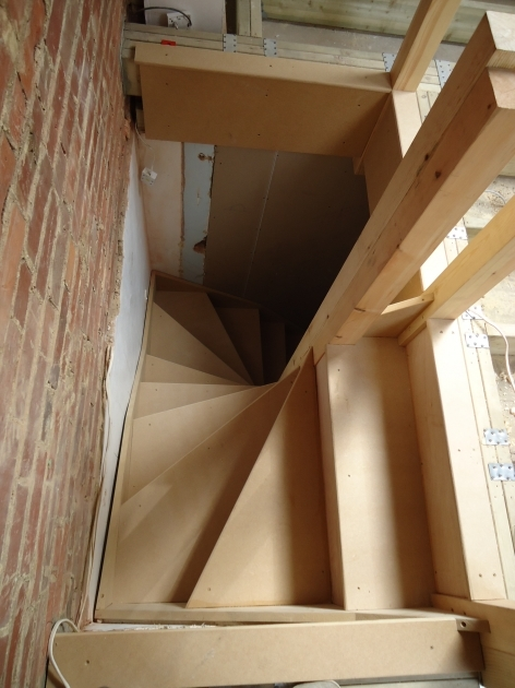 Loft Staircase Design Ideas Wood Pictures 07