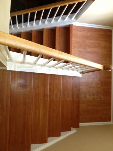 Parkay Laminate Stair Treads Full And Riser Cherry Photos 82