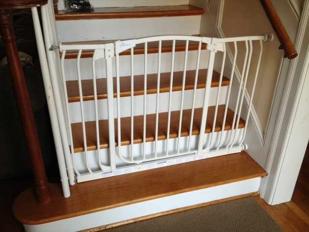 Pet Gates For Stairs Home Photo 02