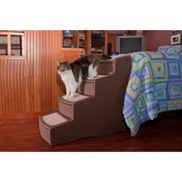 Pet Gear Easy Step Iv 4 Step Pet Stairs For Bed PG9740CH Picture 95