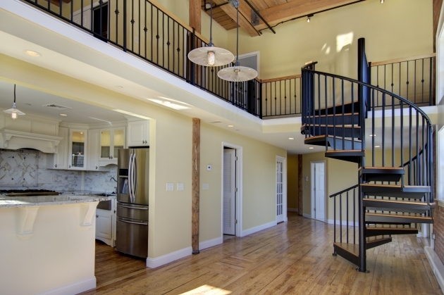 Salter Spiral Stair The Complete Loft Conversion Images 95