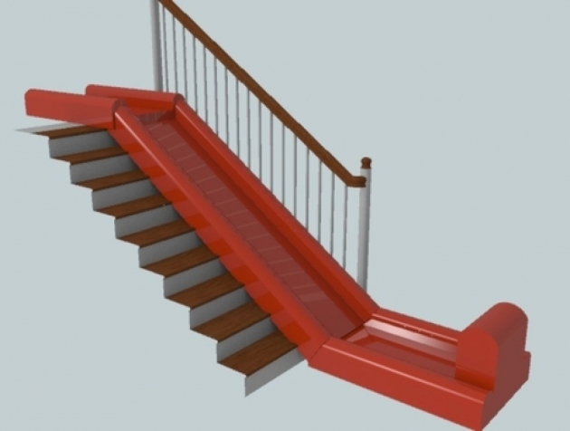 SlideRider Foldable Slide For Stairs Picture 37