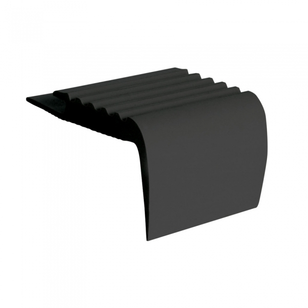 Stair Nose Lowes Flexco Stair Nose 2 In X 144 In Black Dahlia Vinyl Stair Pictures 12