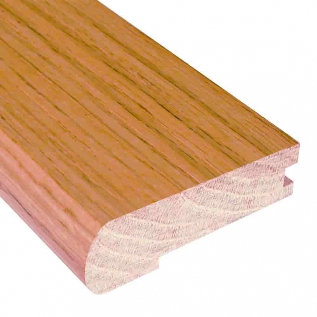 Stair Nose Lowes Millstead Unfinished Oak 34 In Thick X 3 In Wide X 78 In Picture 26