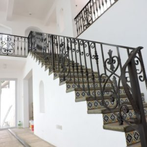 Stair Grill Design