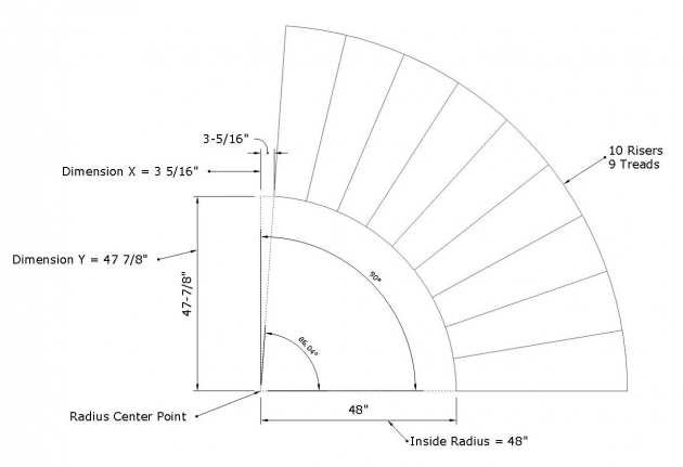Stair Riser Height Circular Picture 75