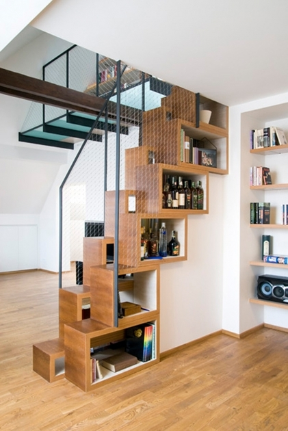 Staircase Design Ideas With Storage Stair Design For Small Spaces Picture 51