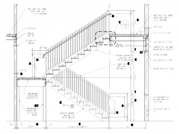 Staircase Design Structural Stair Design Calculation Picture 98