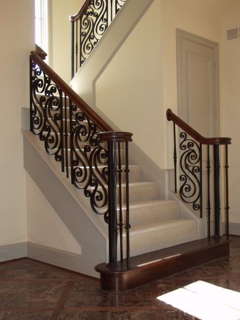 Staircase Railing Remodel Professional Images 03