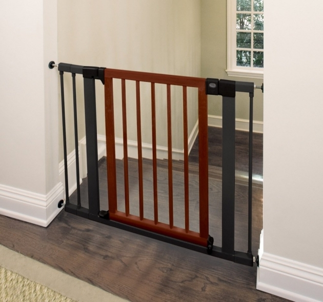 Wooden Dog And Pet Gates For Stairs For The House For Wood Gate Images 98