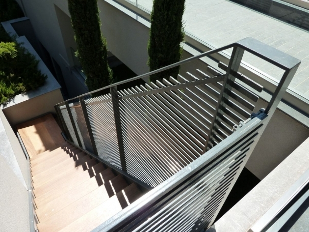 Fashionable Modern Stair Rails Design Pictures 73