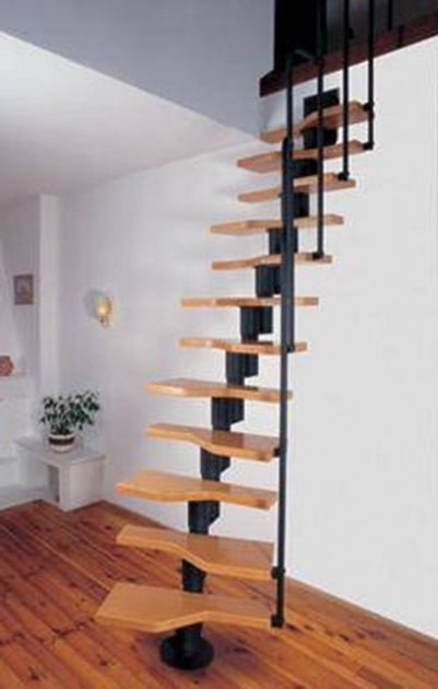Modern Attic Staircase Ideas Pictures 78