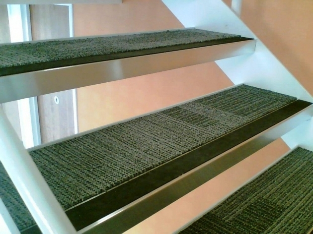 Beautiful Non Slip Stair Tread Covers Image 25