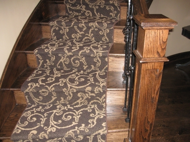 Carpeting Stairs With Spindles Design Image 90