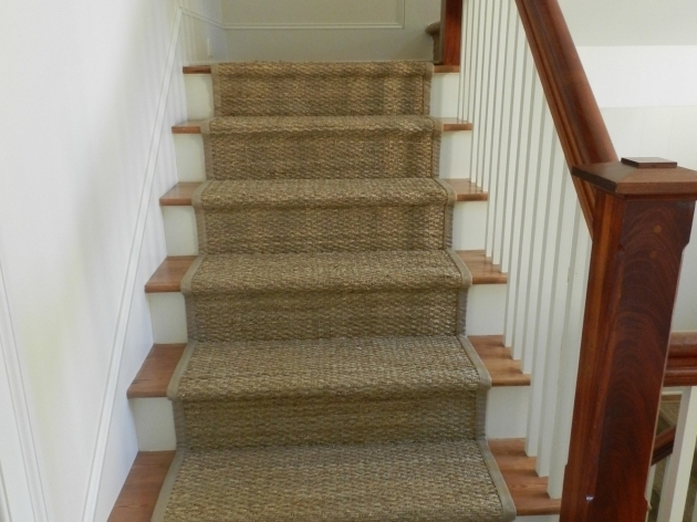 Interior Carpet Runners For Stairs Wood Treads Picture 92