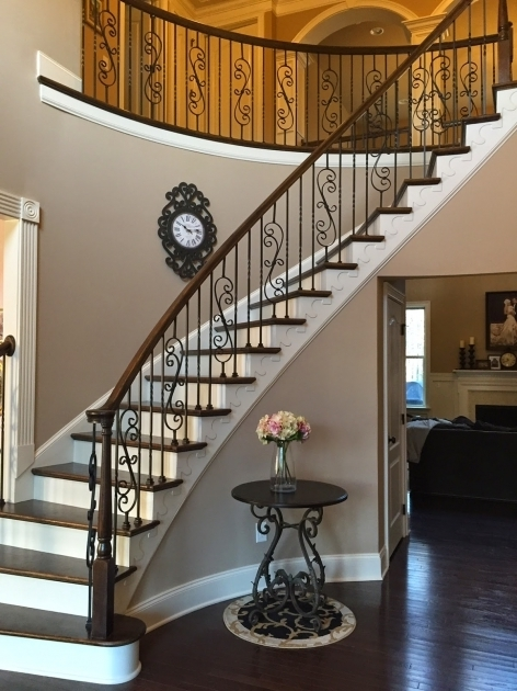 Iron Balusters Stairs Dream House Photos 78