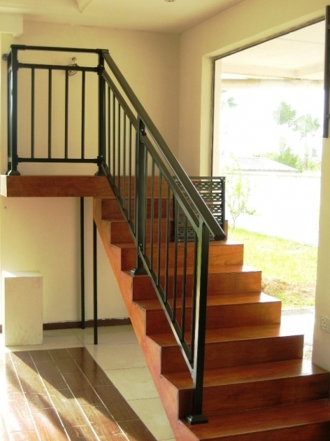 Stairs Railing Designs In Steel Traveling Places Pinterest Ideas Photos 15