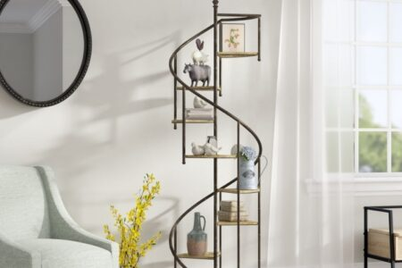 Small Spiral Staircase Sizes
