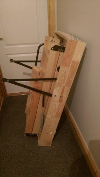 Attic Stair Pull Down Pole Attic Stairs Stira Pull Down Stairs For Sale In Waterford Picture 942