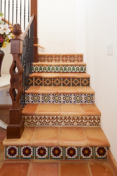 Cement Stairs And Ceramics Metzler - Mediterranean - Staircase - San Francisco - By Photo 904