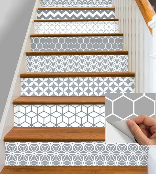 Decorative Stair Riser Covers Decorative Stair-Riser Is Hot In Latest Home Decorating Image 437