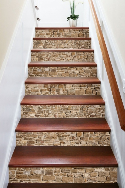 Decorative Tiles For Stair Risers 3D Vintage Brick 669 Marble Tile Texture Stair Risers Image 196