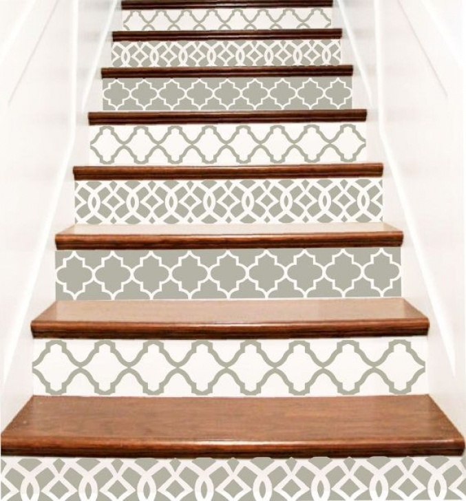 Decorative Tiles For Stair Risers Pin On House: Stairs Image 813