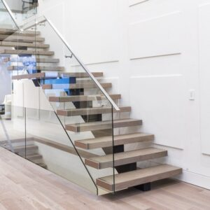 Floating Stair Tread Mounting Brackets