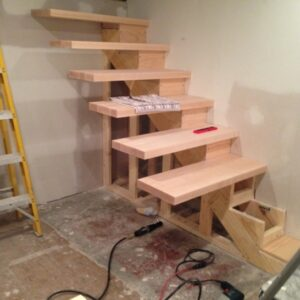 Floating Staircase Brackets