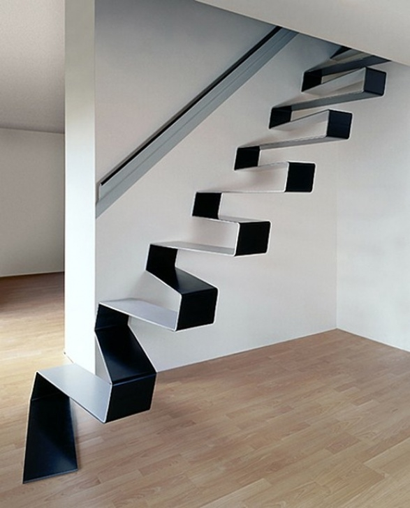 Floating Staircase Ideas 10 The Most Cool Floating Staircase Designs - Digsdigs Image 828