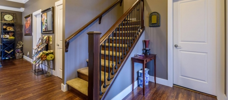 How To Change Stairway Spindles Wrought Iron Stair Balusters Dallas - Wrought Iron Stair Image 928