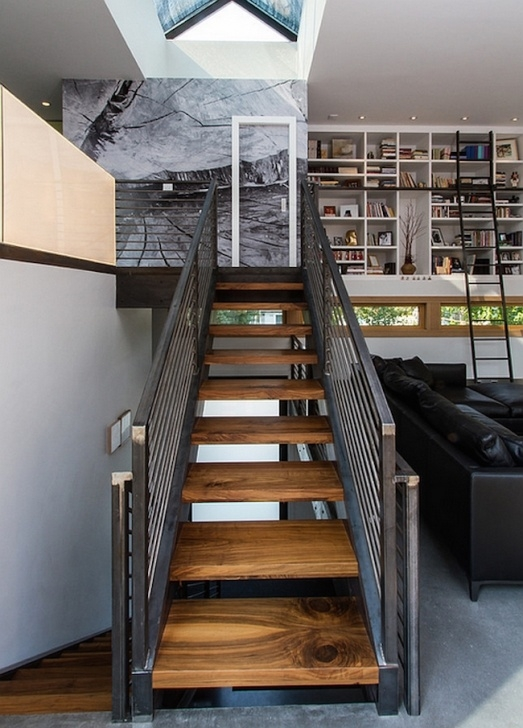 Internal Steel Staircase Awesome Industrial Staircase Designs You Are Going To Like Photo 759