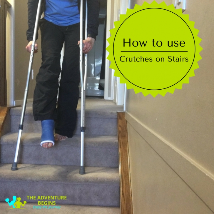 Physical Therapist Tips For Stair Climbing Pediatrics How To Use Crutches On The Stairs | Crutches, Walking Up Image 130