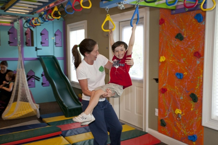 Physical Therapist Tips For Stair Climbing Pediatrics Pediatric Therapy Center Moves To New, Larger Space - The Image 368