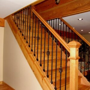 Replace Spindles On Stairs