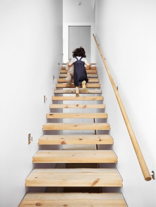 Simple Staircase Designs Simple Stairs | Houzz Image 714