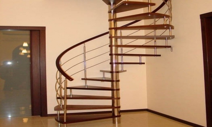 Spiral Staircase Measurement Prefabricated Spiral Staircase, Spiral Staircase Picture 045