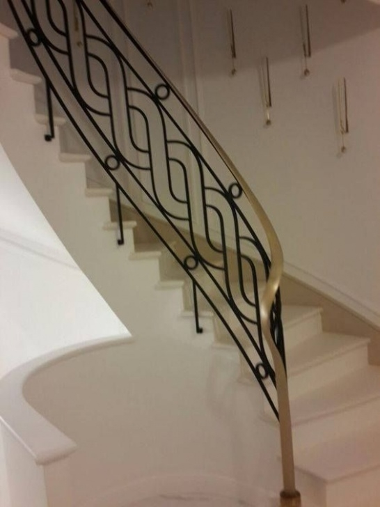 Stair Grill 40 Modern Stair Railing Ideas - Best Staircase Safety Photo 248