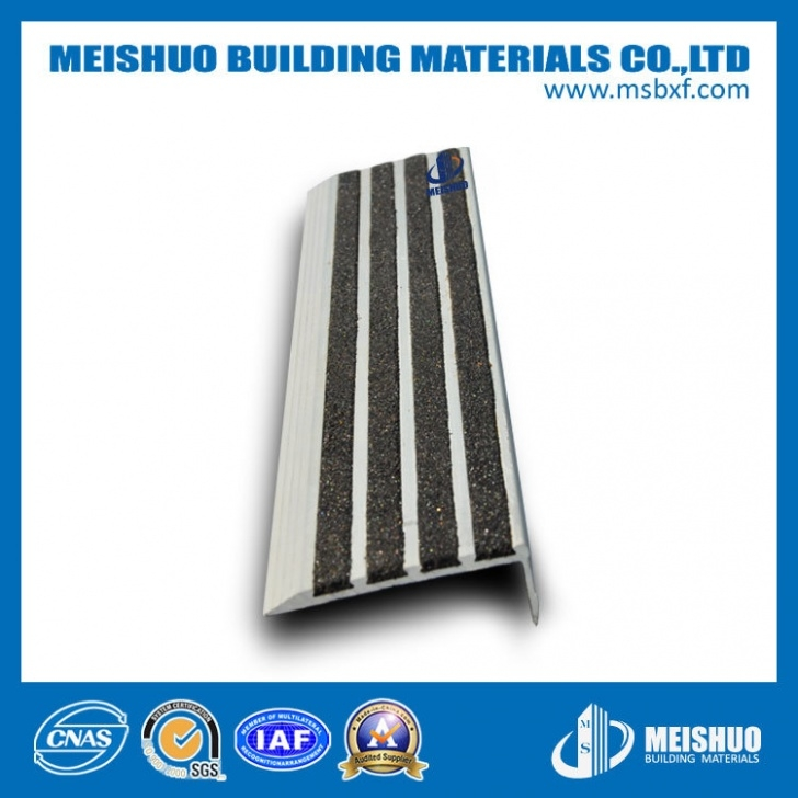 Stair Nose Manufacturers Mail China Carpet Stair Nose On Stair Edge Protection (Mssnc-10 Photo 499