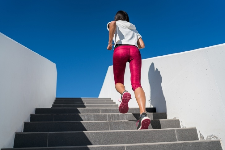 Staircase Physiotherapy 30 Day Stairs Challenge, Get Out Of Your Comfort Zone Picture 075