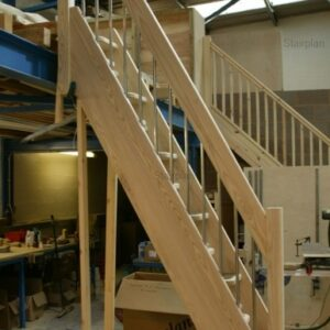 Stairs And Handrails Design Ideas In A Small Space